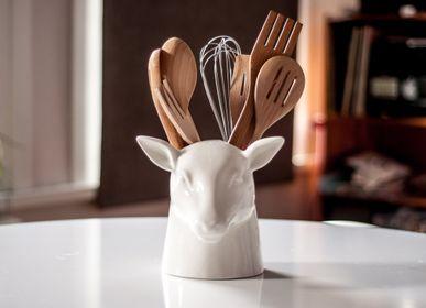 Objets de décoration - Rangement de cuisine cerf - SUCK UK
