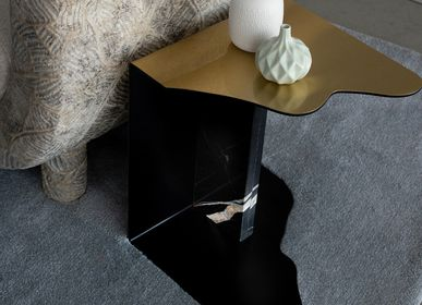 Coffee tables - Raw Side Table - GREENAPPLE DESIGN INTERIORS
