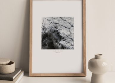 "Art photos - ""Marbre noir I"" / Wall art / Giclée print - DOEN STUDIO"