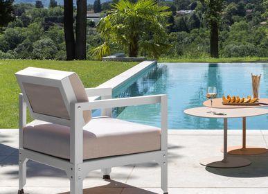 Lawn armchairs - Hegoa armchair - MATIÈRE GRISE