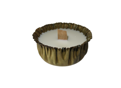 Decorative objects - BRASS SINGLE CANDLE - LUXA NATURA
