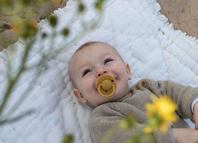 Childcare  accessories - TETINE BIBS APRICOT 0-6 MONTHS - BIBS