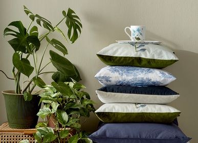 Fabric cushions - Cushions i organic cotton - KOUSTRUP & CO