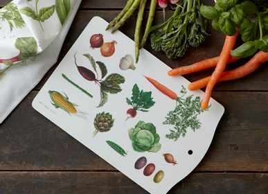 Kitchen utensils - Cutting board kitchengarden - KOUSTRUP & CO