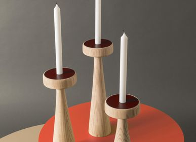 Decorative objects - Lueur candle holders - MATIÈRE GRISE