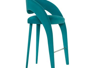 Chaises - Chaise de Bar Laurence - GREENAPPLE DESIGN INTERIORS