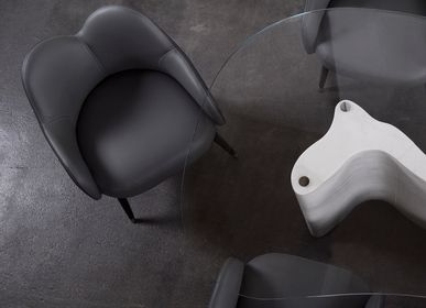 Chairs - Mary Chair with armrests - GREENAPPLE DESIGN INTERIORS