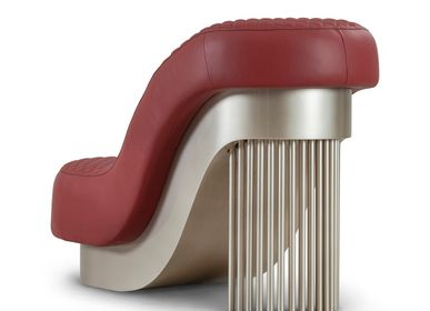 Sofas - Mons Chaise longue - GREENAPPLE DESIGN INTERIORS