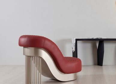 Canapés - Mons Chaise longue - GREENAPPLE DESIGN INTERIORS