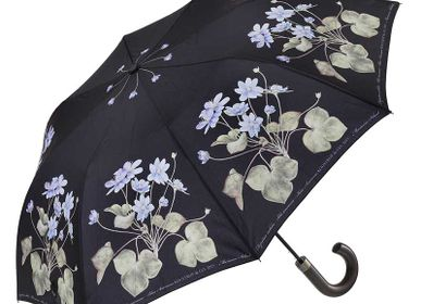Apparel - Blue anemone umbrella - KOUSTRUP & CO
