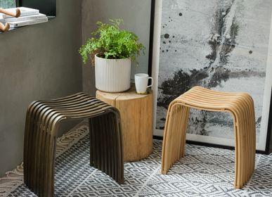 Stools - COLIN Bamboo stool - GUDEE