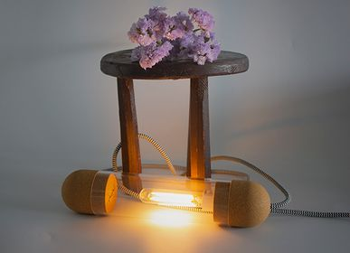 Lampes de bureau - Lamp Kapsulo 2.0 - DEDAL