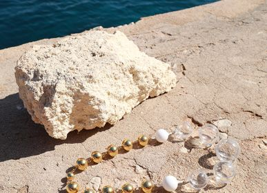 Bijoux - Collier reine océanique  - LAJEWEL