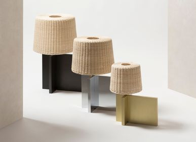 Design objects - LIPARI TABLE LAMPS - GIOBAGNARA