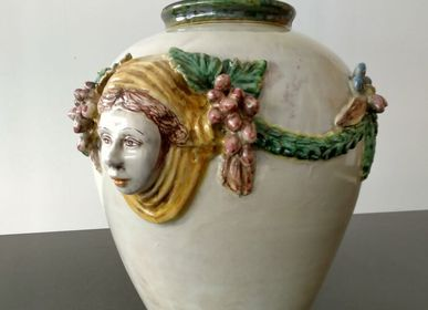 Vases - Vase Palagonia - AGATA TREASURES