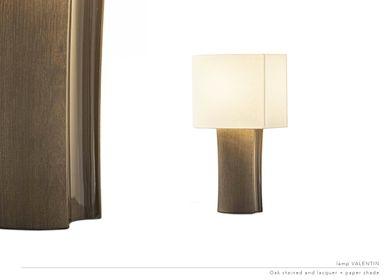 Lampes de table - Lampe à poser VALENTIN - LK LE VAILLANT KATIA