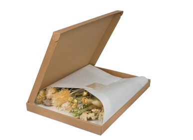 Gifts - Neutral Dried Flowers Dan A Mailbox for E-Ommerce - PLANTOPHILE