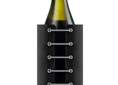 Wine accessories - StayCool wine cooler black - EVA SOLO