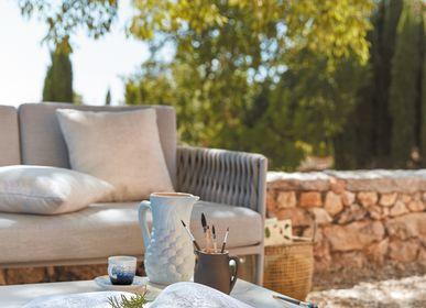 Lawn sofas   - Sofa 2-seater BASKET - SIFAS