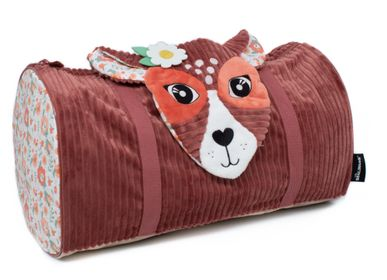Bags and totes - Week End Bag Melimelos the Deer - LES DEGLINGOS