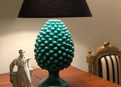 Table lamps - Pinecone Table Lamp - AGATA TREASURES