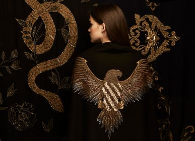 Scarves - The Jewel Eagle - JANAVI