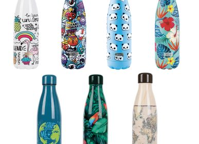 Apparel - I-Drink Bottles (MIX BOTTLE) - NEW SIZES (FANTAS - I-DRINK