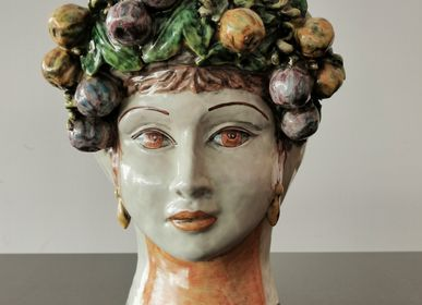 Vases - Vase Queen Figues - AGATA TREASURES