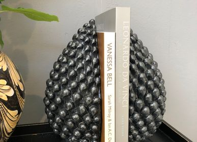 Decorative objects - Big Cone Bookend - AGATA TREASURES