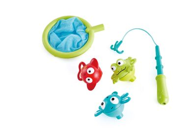 Jouets enfants - Jeux de pêche à la ligne pour le bain - HAPE