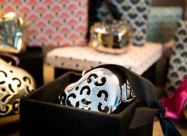 Objets de décoration - Accessoires de parfum solide/ Diffuseurs de parfum: Petit coeur, Grand coeur, Grande boule - AUTOUR DU PARFUM