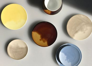 Ceramic - Casane-Te (14cm Dessert Plate) - MIYAMA.
