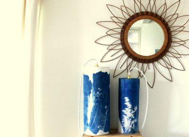 Lampes à poser - Blue Végétale - KARTEKO