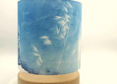 Lampes à poser - Blue Wood - KARTEKO