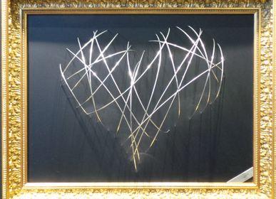 Cadres -  Embossed frame BAROCKEUR - KOSSARTISTIK