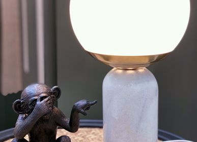 Table lamps - ARMCHAIR - SO SKIN - IDASY