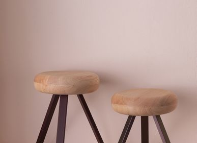 Office furniture and storage - Stool Smack - MATIÈRE GRISE