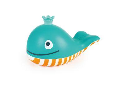 Jouets enfants - Baleine à bulles pour le bain - HAPE