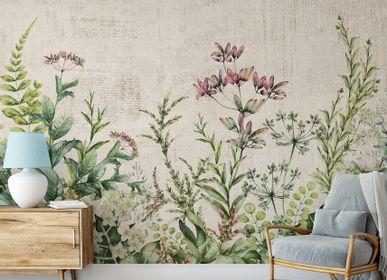 Other wall decoration - Herbier Sauvage - LÉ PAPIERS DE NINON