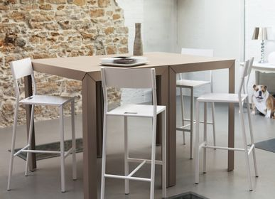 Chairs for hospitalities & contracts - Bar chair Take - MATIÈRE GRISE