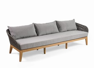 Sofas for hospitalities & contracts - OUTDOOR SOFA PALERMO XXL 1 - CRISAL DECORACIÓN