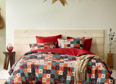 Bed linens - ANKARA Duvet Cover Set - DE WITTE LIETAER
