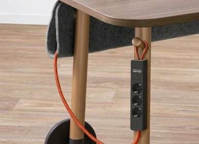 Desks - Power hanger Flex Collection - STEELCASE