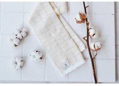 Serviettes de bain - SERVIETTE POUR LE CORPS EN COTON BIOLOGIQUE - KIYOI