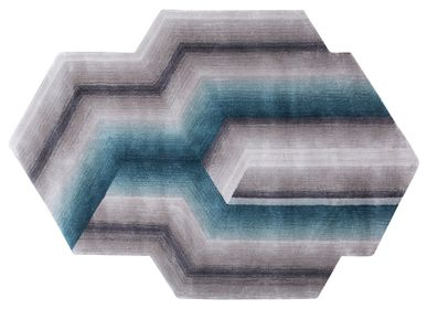 Tapis sur-mesure  - TAPIS FLOORIUM SUR MESURE - LOOMINOLOGY RUGS