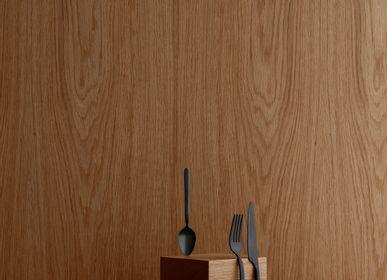 Cutlery set - Cutlery Set 16 Pieces black -STELLA- - BLOMUS