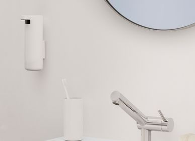 Bathroom equipment - -MODO- series in white and black- - BLOMUS