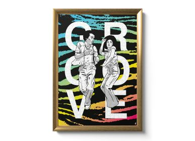 Decorative objects - Puzzle Groove (remix) - PIECE & LOVE