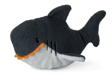 Gifts - WWF Cub Club Stevie Shark Grey  - WWF CUB CLUB