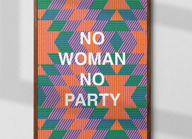 Decorative objects - No woman No party - PIECE & LOVE